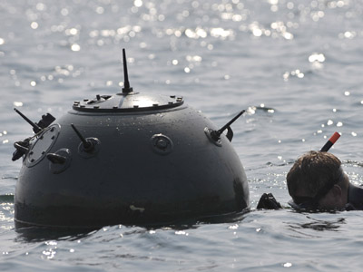 Underwater armory: Millions of munitions found off US coasts