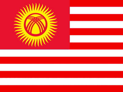 The United States of… Kyrgyzstan?