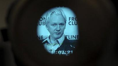 Julian Assange (AFP Photo / Carl Court)