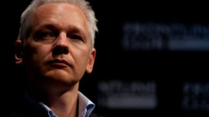 Julian Assange (AFP PHOTO / Warren Allott)
