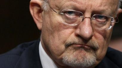 U.S. Director of National Intelligence James Clapper (AFP Photo / Win McNamee)