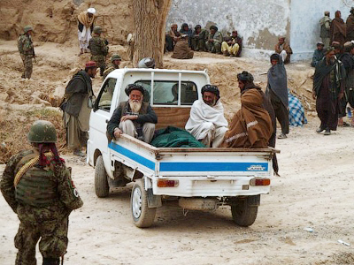 Cost of carnage: US compensates families of Kandahar slaughter victims