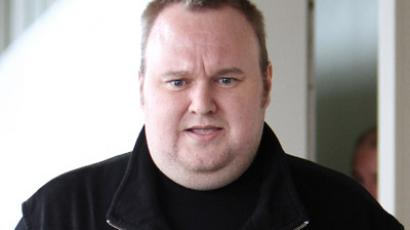 Megaupload boss Kim Dotcom (AFP Photo/Michael Bradley)