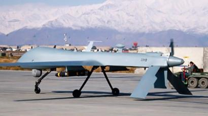 The US has stepped up its drone attacks against militants in the Middle East (AFP Photo / Files / Bonny Schoonakker)