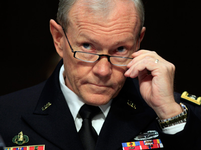 Top US general in Israel to hammer out Iran strategy