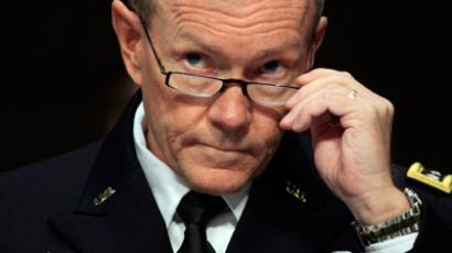Chairman of the Joint Chiefs of Staff Army Gen. Martin Dempsey (Reuters / Kevin Lamarque)