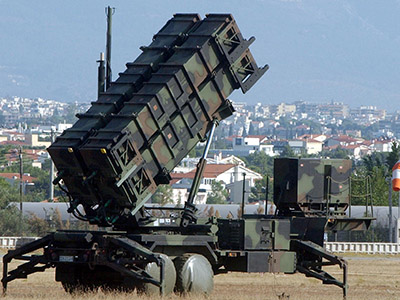 US sending Patriot surface-to-air missiles to Turkey - reports
