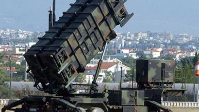Patriot anti-aircraft missiles (AFP Photo)