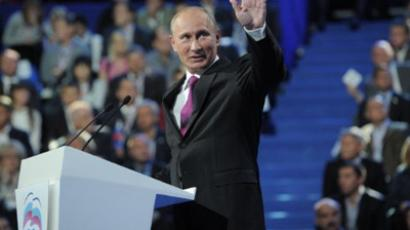 No primaries for Putin