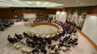 The UN Security Council (AFP Photo / Emmanuel Dunand)