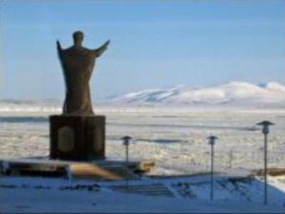 U.S. students get a feel of Chukotka