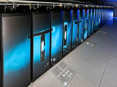 Rise of the Titan: 'World's fastest' supercomputer goes live