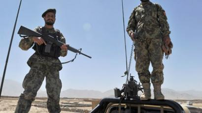 8 green-on-blue killings sweep Afghanistan over weekend