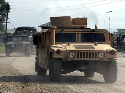 U.S. tells Russia: Give us back our Humvees!