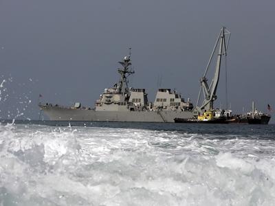 US deploying warships to Libyan coast