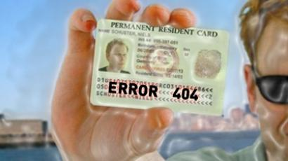 This year the US voided the results of the green card lottery for some 22,000 people.