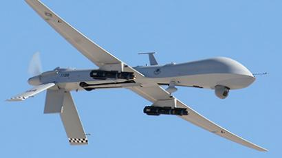The new CIA drone program will start by collecting intelligence.