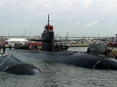 USS Jacksonville (SSN-699)