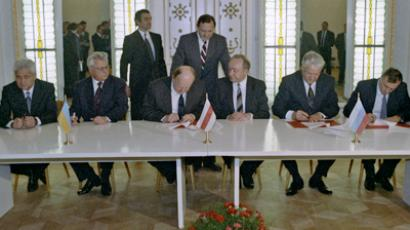 20 years on: Is the post-Soviet world a safer place?