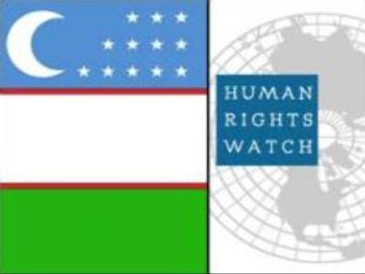 Uzbekistan bans Human Rights Watch