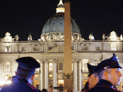 Lord's Banker ousted: Vatican Bank chief fired in corruption row