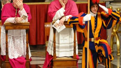 Pope Benedict XVI to resign, first pontiff to quit since Middle Ages