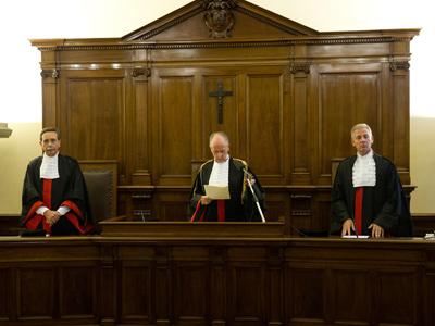 Vatican computer tech convicted in Vatileaks case