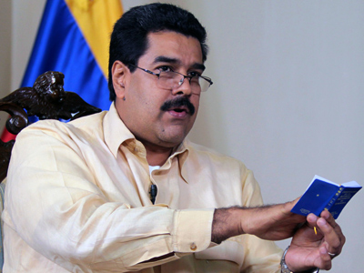 Venezuelan VP delivers State of the Nation address in Chavez's place
