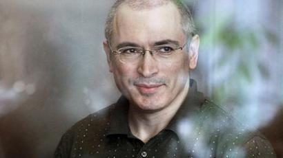 Khodorkovsky sentenced to 13.5 years