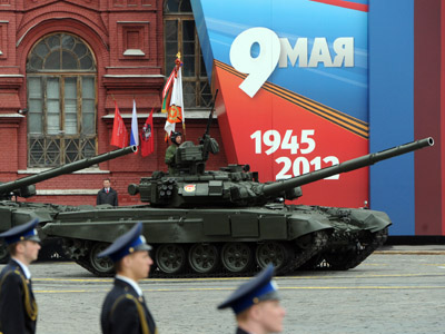 Russia's might up close: Victory parade arms galore (FULL VIDEO, PHOTOS)