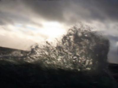 Violent storm hits Kamchatka