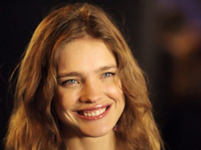 Vodianova's new role: Belle and infidel