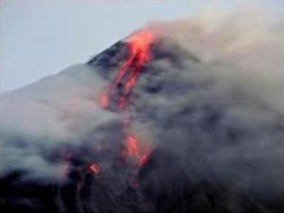 Volcanoes in Russia's Far East are rumbling