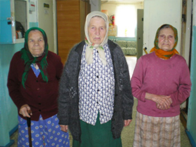 Russia shocked as volunteers report grim facts about nursing home