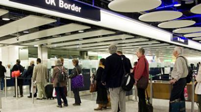 UK Border Controls - can war criminals get through? (AFP Photo / Getty Images)