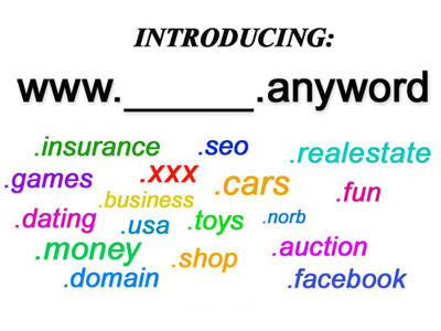 Domain name explosion to revolutionize web surfing