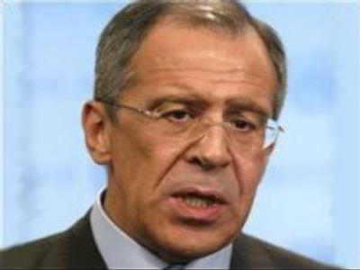 West discriminates against Russian companies: Lavrov