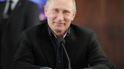 Official poll results confirm Putin victory