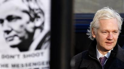 US claims 'no interest' in Assange