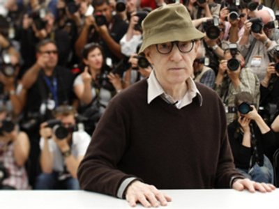 Meet Woody Allen, at Cannes!