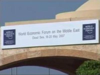 World Economic Forum focuses on Israel-Palestine conflict