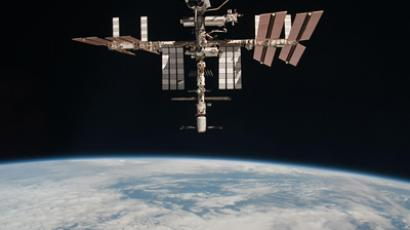 The International Space Station (AFP Photo /  Nasa)