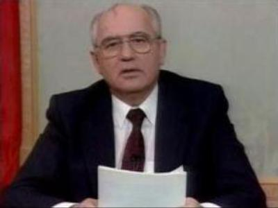 15 years since Gorbachev stepped down