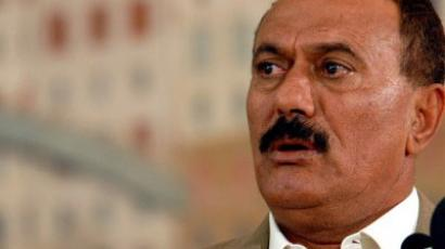 Yemeni president 'will stay in power as long as it takes'