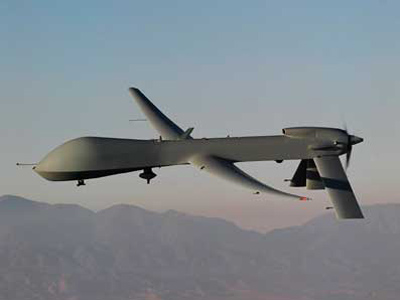 Predator drone (AFP Photo / Getty Images)