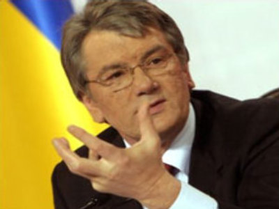 Yushchenko testifies in poisoning case