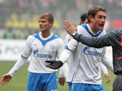 Zenit beat Saturn at empty Petrovsky stadium