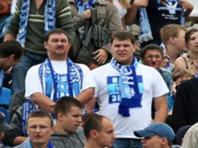 Zenit fans defile legend's memory