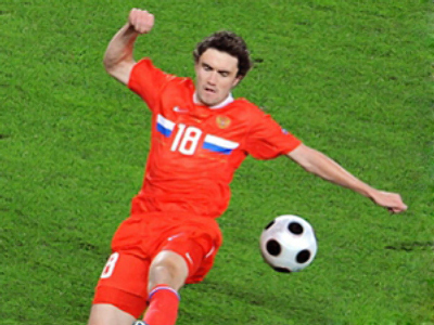Zhirkov named Russia's footballer of the year