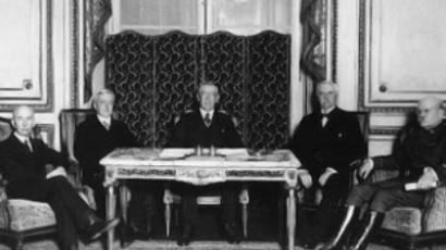 Versailles Treaty 90 years on: international law still ignored